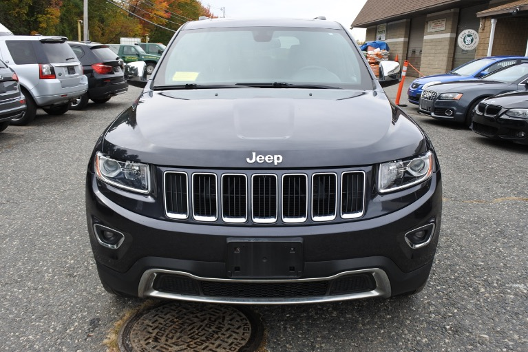 Used 2014 Jeep Grand Cherokee 4WD 4dr Limited Used 2014 Jeep Grand Cherokee 4WD 4dr Limited for sale  at Metro West Motorcars LLC in Shrewsbury MA 2