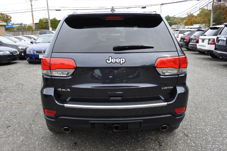 Used 2014 Jeep Grand Cherokee 4WD 4dr Limited Used 2014 Jeep Grand Cherokee 4WD 4dr Limited for sale  at Metro West Motorcars LLC in Shrewsbury MA 5