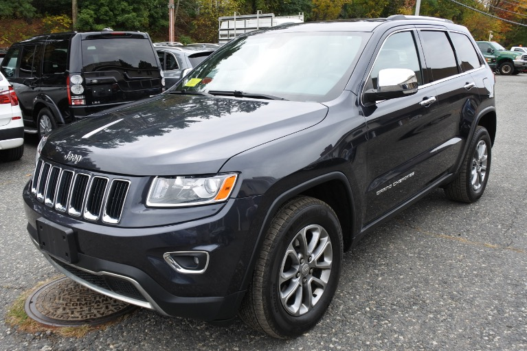 Used 2014 Jeep Grand Cherokee 4WD 4dr Limited Used 2014 Jeep Grand Cherokee 4WD 4dr Limited for sale  at Metro West Motorcars LLC in Shrewsbury MA 1
