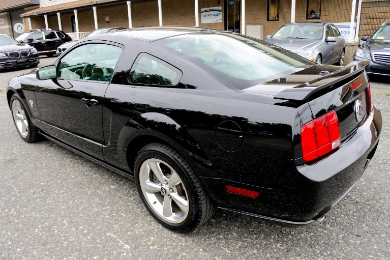 Used 2009 Ford Mustang 2dr Cpe GT Premium Used 2009 Ford Mustang 2dr Cpe GT Premium for sale  at Metro West Motorcars LLC in Shrewsbury MA 3