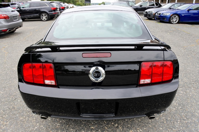 Used 2009 Ford Mustang 2dr Cpe GT Premium Used 2009 Ford Mustang 2dr Cpe GT Premium for sale  at Metro West Motorcars LLC in Shrewsbury MA 4