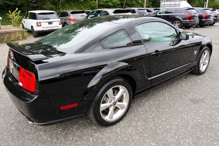 Used 2009 Ford Mustang 2dr Cpe GT Premium Used 2009 Ford Mustang 2dr Cpe GT Premium for sale  at Metro West Motorcars LLC in Shrewsbury MA 5
