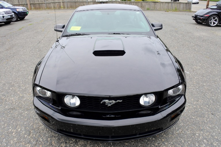 Used 2009 Ford Mustang 2dr Cpe GT Premium Used 2009 Ford Mustang 2dr Cpe GT Premium for sale  at Metro West Motorcars LLC in Shrewsbury MA 8