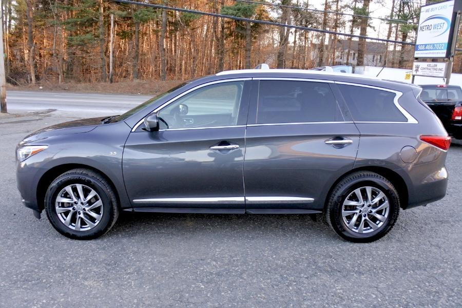 Used 2014 Infiniti QX60 AWD 4dr Used 2014 Infiniti QX60 AWD 4dr for sale  at Metro West Motorcars LLC in Shrewsbury MA 2
