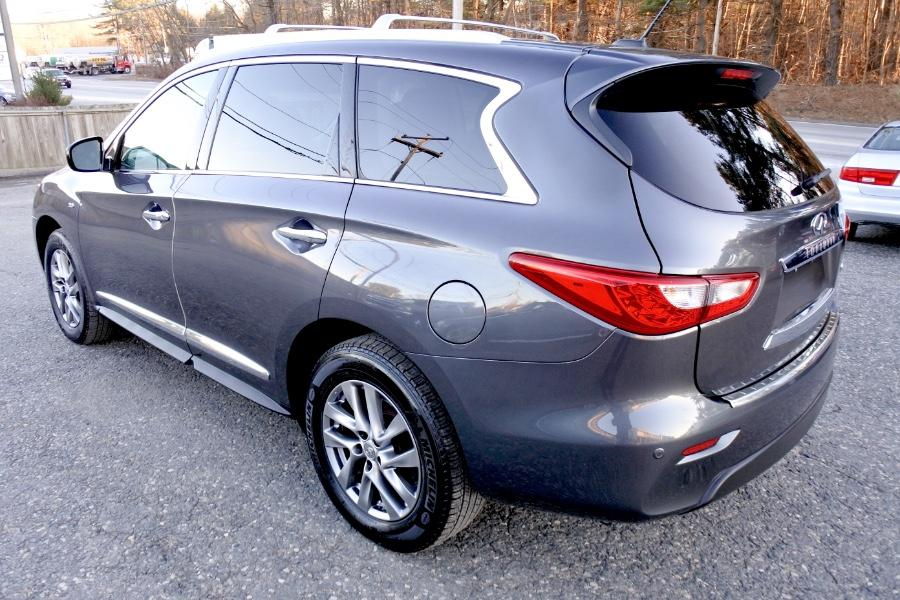 Used 2014 Infiniti QX60 AWD 4dr Used 2014 Infiniti QX60 AWD 4dr for sale  at Metro West Motorcars LLC in Shrewsbury MA 3