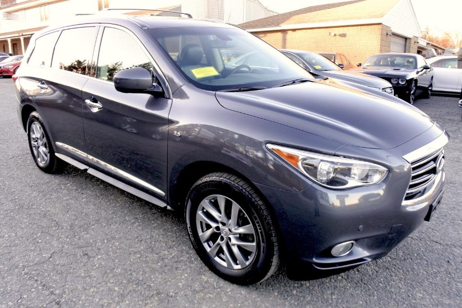 Used 2014 Infiniti QX60 AWD 4dr Used 2014 Infiniti QX60 AWD 4dr for sale  at Metro West Motorcars LLC in Shrewsbury MA 7
