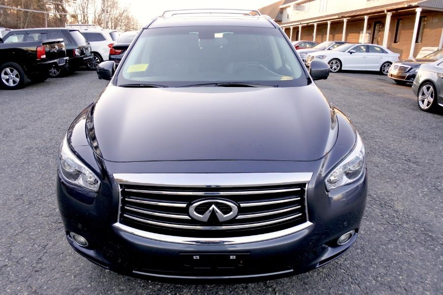 Used 2014 Infiniti Qx60 AWD 4dr Used 2014 Infiniti Qx60 AWD 4dr for sale  at Metro West Motorcars LLC in Shrewsbury MA 8