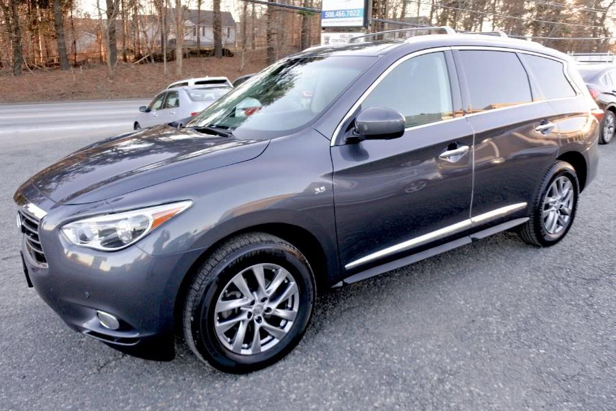 Used 2014 Infiniti QX60 AWD 4dr Used 2014 Infiniti QX60 AWD 4dr for sale  at Metro West Motorcars LLC in Shrewsbury MA 1