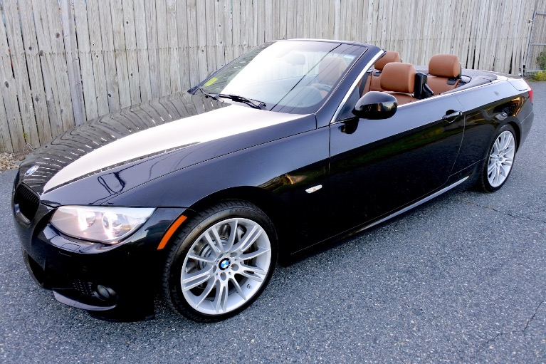 Used Used 2011 BMW 3 Series 2dr Conv 335i for sale $15,700 at Metro West Motorcars LLC in Shrewsbury MA