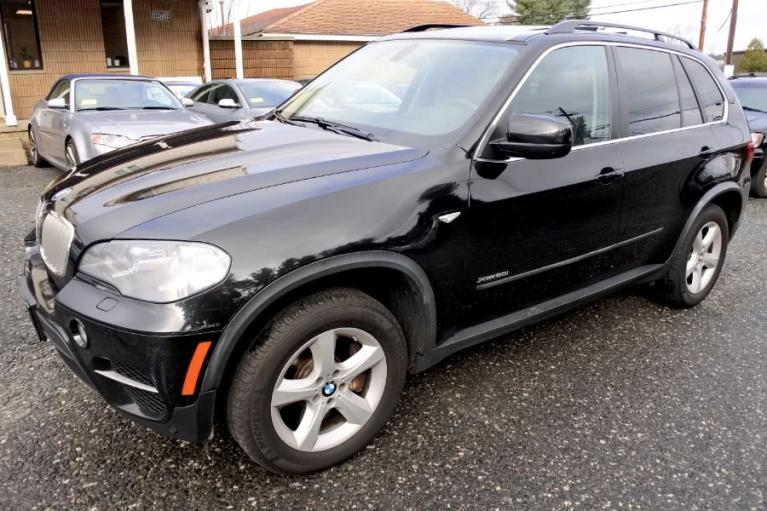 Used Used 2013 BMW X5 AWD 4dr xDrive50i for sale $14,880 at Metro West Motorcars LLC in Shrewsbury MA