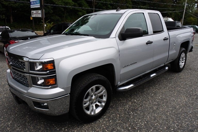 Used Used 2014 Chevrolet Silverado 1500 4WD Double Cab 143.5' LT w/1LT for sale Call for price at Metro West Motorcars LLC in Shrewsbury MA