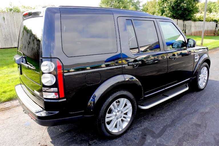 Used 2015 Land Rover Lr4 4WD 4dr LUX Used 2015 Land Rover Lr4 4WD 4dr LUX for sale  at Metro West Motorcars LLC in Shrewsbury MA 5