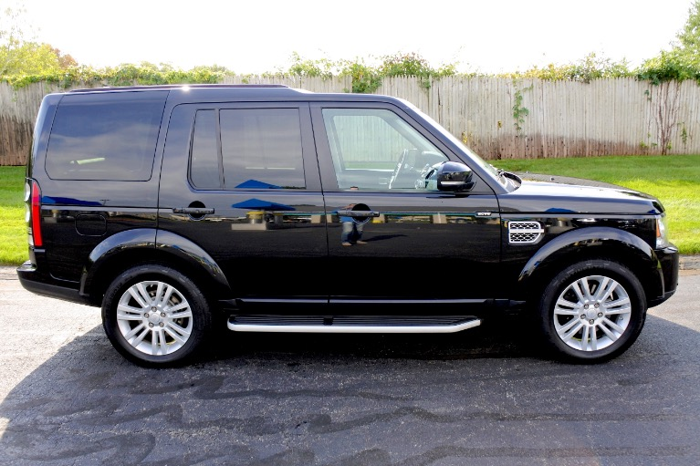 Used 2015 Land Rover Lr4 4WD 4dr LUX Used 2015 Land Rover Lr4 4WD 4dr LUX for sale  at Metro West Motorcars LLC in Shrewsbury MA 6