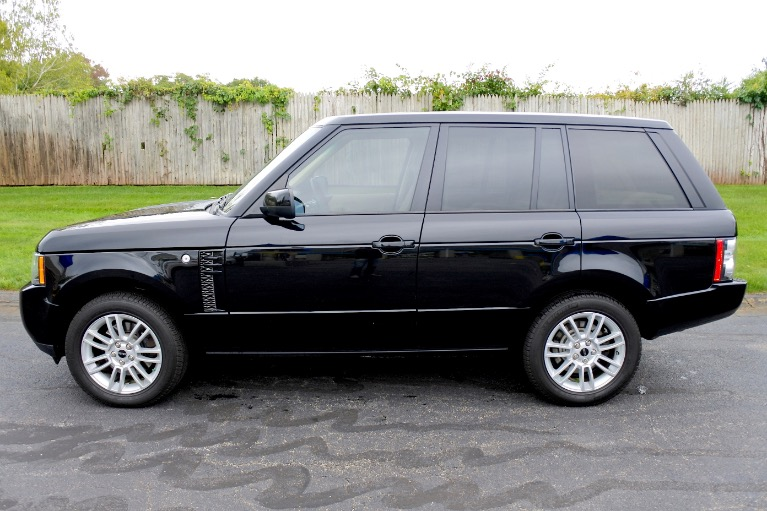 Used 2012 Land Rover Range Rover 4WD 4dr HSE Used 2012 Land Rover Range Rover 4WD 4dr HSE for sale  at Metro West Motorcars LLC in Shrewsbury MA 2