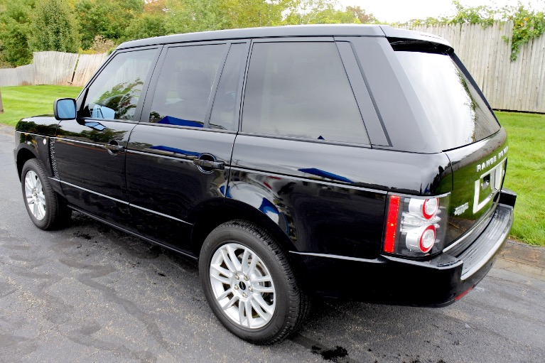 Used 2012 Land Rover Range Rover 4WD 4dr HSE Used 2012 Land Rover Range Rover 4WD 4dr HSE for sale  at Metro West Motorcars LLC in Shrewsbury MA 3