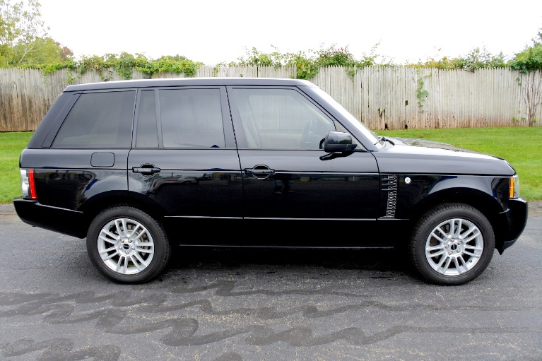 Used 2012 Land Rover Range Rover 4WD 4dr HSE Used 2012 Land Rover Range Rover 4WD 4dr HSE for sale  at Metro West Motorcars LLC in Shrewsbury MA 6