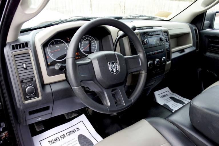 Used 2009 Dodge Ram 1500 4WD Reg Cab 140.5' ST Used 2009 Dodge Ram 1500 4WD Reg Cab 140.5' ST for sale  at Metro West Motorcars LLC in Shrewsbury MA 10