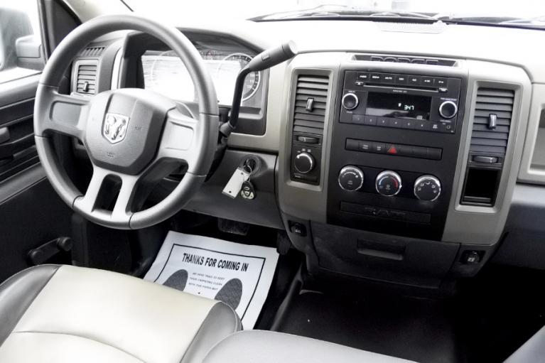 Used 2009 Dodge Ram 1500 4WD Reg Cab 140.5' ST Used 2009 Dodge Ram 1500 4WD Reg Cab 140.5' ST for sale  at Metro West Motorcars LLC in Shrewsbury MA 8