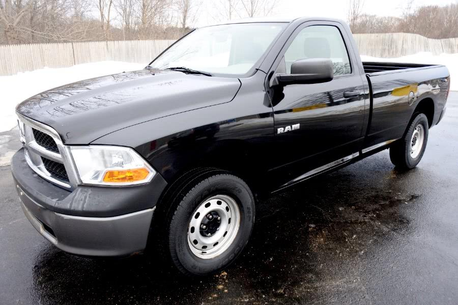 Used 2009 Dodge Ram 1500 4WD Reg Cab 140.5' ST Used 2009 Dodge Ram 1500 4WD Reg Cab 140.5' ST for sale  at Metro West Motorcars LLC in Shrewsbury MA 1