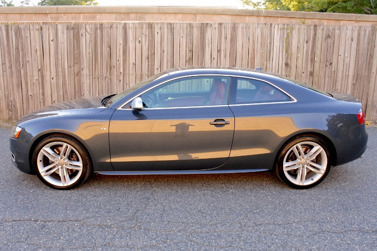 Used 2011 Audi S5 2dr Cpe Auto Premium Plus Used 2011 Audi S5 2dr Cpe Auto Premium Plus for sale  at Metro West Motorcars LLC in Shrewsbury MA 2