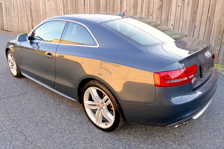 Used 2011 Audi S5 2dr Cpe Auto Premium Plus Used 2011 Audi S5 2dr Cpe Auto Premium Plus for sale  at Metro West Motorcars LLC in Shrewsbury MA 3