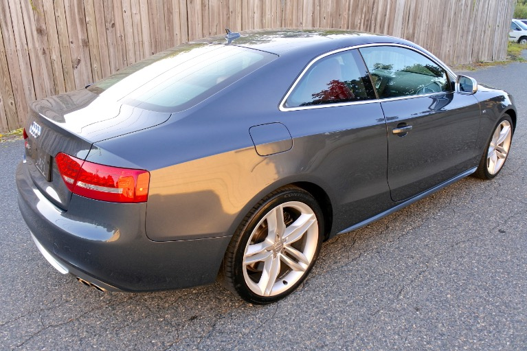 Used 2011 Audi S5 2dr Cpe Auto Premium Plus Used 2011 Audi S5 2dr Cpe Auto Premium Plus for sale  at Metro West Motorcars LLC in Shrewsbury MA 5