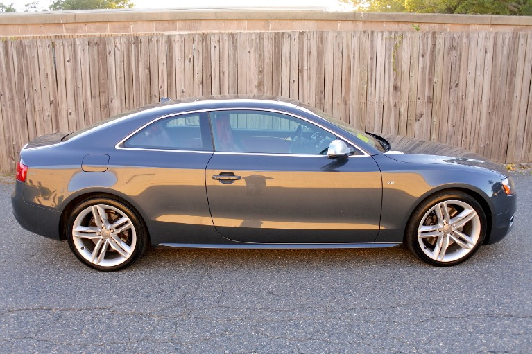 Used 2011 Audi S5 2dr Cpe Auto Premium Plus Used 2011 Audi S5 2dr Cpe Auto Premium Plus for sale  at Metro West Motorcars LLC in Shrewsbury MA 6