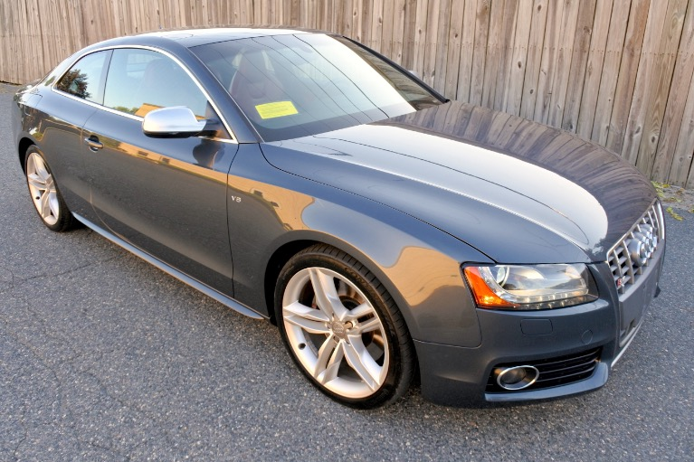 Used 2011 Audi S5 2dr Cpe Auto Premium Plus Used 2011 Audi S5 2dr Cpe Auto Premium Plus for sale  at Metro West Motorcars LLC in Shrewsbury MA 7