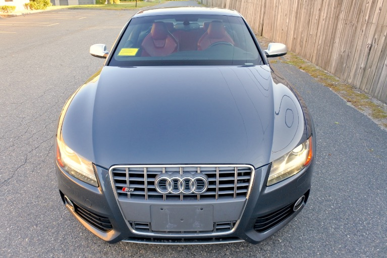 Used 2011 Audi S5 2dr Cpe Auto Premium Plus Used 2011 Audi S5 2dr Cpe Auto Premium Plus for sale  at Metro West Motorcars LLC in Shrewsbury MA 8