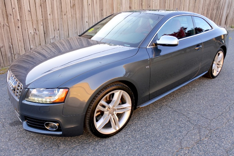 Used 2011 Audi S5 2dr Cpe Auto Premium Plus Used 2011 Audi S5 2dr Cpe Auto Premium Plus for sale  at Metro West Motorcars LLC in Shrewsbury MA 1