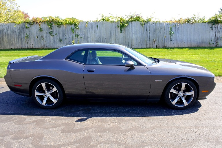 Used 2014 Dodge Challenger 2dr Cpe R/T Plus Used 2014 Dodge Challenger 2dr Cpe R/T Plus for sale  at Metro West Motorcars LLC in Shrewsbury MA 6