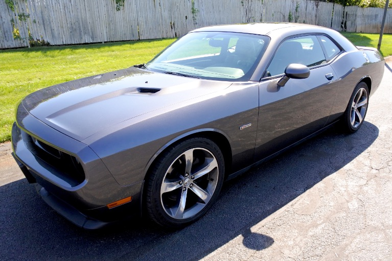 Used 2014 Dodge Challenger 2dr Cpe R/T Plus Used 2014 Dodge Challenger 2dr Cpe R/T Plus for sale  at Metro West Motorcars LLC in Shrewsbury MA 1