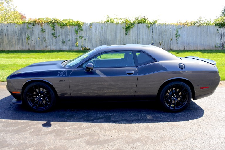 Used 2019 Dodge Challenger R/T Scat Pack RWD Used 2019 Dodge Challenger R/T Scat Pack RWD for sale  at Metro West Motorcars LLC in Shrewsbury MA 2
