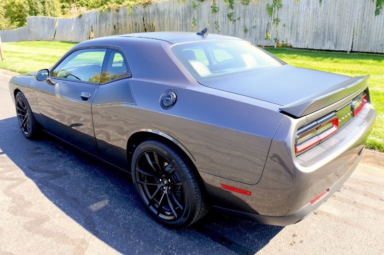 Used 2019 Dodge Challenger R/T Scat Pack RWD Used 2019 Dodge Challenger R/T Scat Pack RWD for sale  at Metro West Motorcars LLC in Shrewsbury MA 3