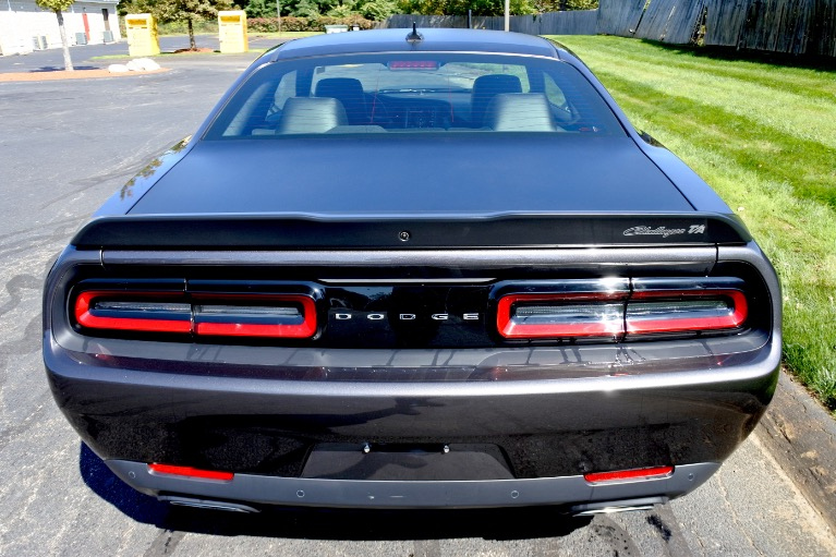 Used 2019 Dodge Challenger R/T Scat Pack RWD Used 2019 Dodge Challenger R/T Scat Pack RWD for sale  at Metro West Motorcars LLC in Shrewsbury MA 4