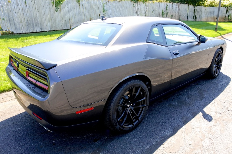 Used 2019 Dodge Challenger R/T Scat Pack RWD Used 2019 Dodge Challenger R/T Scat Pack RWD for sale  at Metro West Motorcars LLC in Shrewsbury MA 5