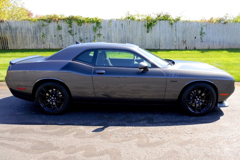 Used 2019 Dodge Challenger R/T Scat Pack RWD Used 2019 Dodge Challenger R/T Scat Pack RWD for sale  at Metro West Motorcars LLC in Shrewsbury MA 6