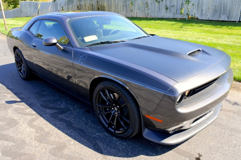 Used 2019 Dodge Challenger R/T Scat Pack RWD Used 2019 Dodge Challenger R/T Scat Pack RWD for sale  at Metro West Motorcars LLC in Shrewsbury MA 7