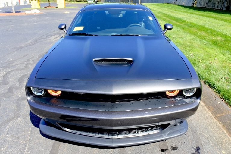Used 2019 Dodge Challenger R/T Scat Pack RWD Used 2019 Dodge Challenger R/T Scat Pack RWD for sale  at Metro West Motorcars LLC in Shrewsbury MA 8