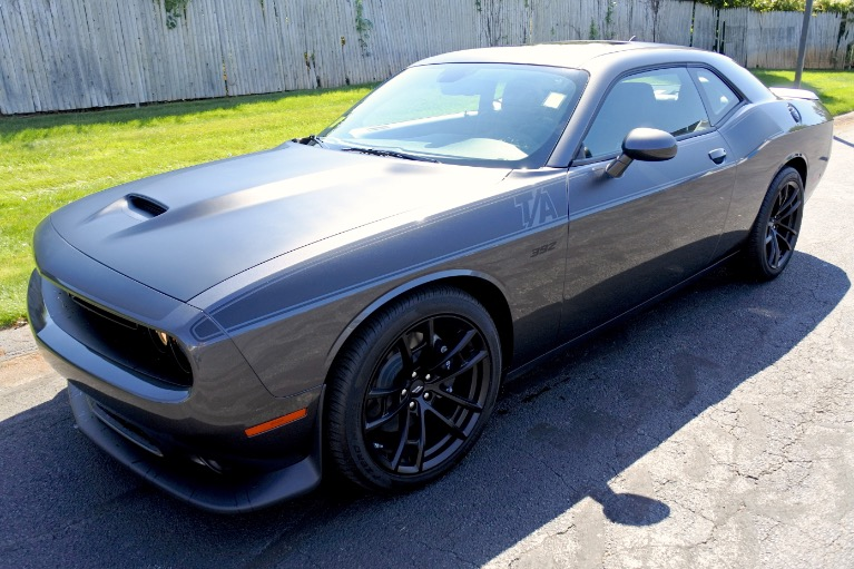 Used 2019 Dodge Challenger R/T Scat Pack RWD Used 2019 Dodge Challenger R/T Scat Pack RWD for sale  at Metro West Motorcars LLC in Shrewsbury MA 1