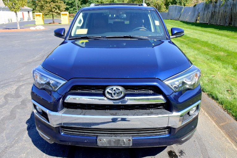 Used 2016 Toyota 4runner 4WD 4dr V6 Limited (Natl) Used 2016 Toyota 4runner 4WD 4dr V6 Limited (Natl) for sale  at Metro West Motorcars LLC in Shrewsbury MA 8