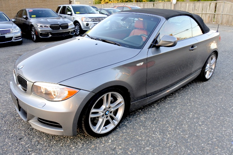 Used 2013 BMW 1 Series 2dr Conv 135i Used 2013 BMW 1 Series 2dr Conv 135i for sale  at Metro West Motorcars LLC in Shrewsbury MA 19