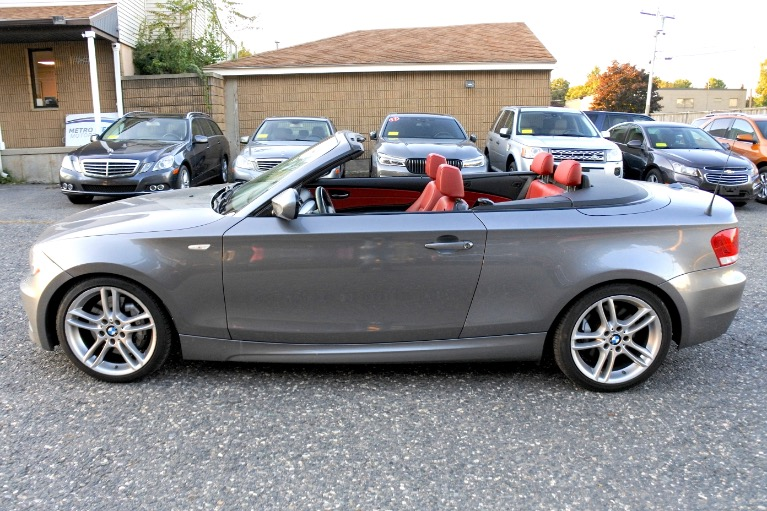 Used 2013 BMW 1 Series 2dr Conv 135i Used 2013 BMW 1 Series 2dr Conv 135i for sale  at Metro West Motorcars LLC in Shrewsbury MA 2