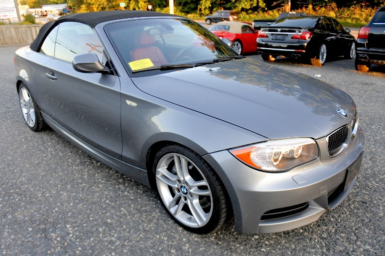 Used 2013 BMW 1 Series 2dr Conv 135i Used 2013 BMW 1 Series 2dr Conv 135i for sale  at Metro West Motorcars LLC in Shrewsbury MA 22