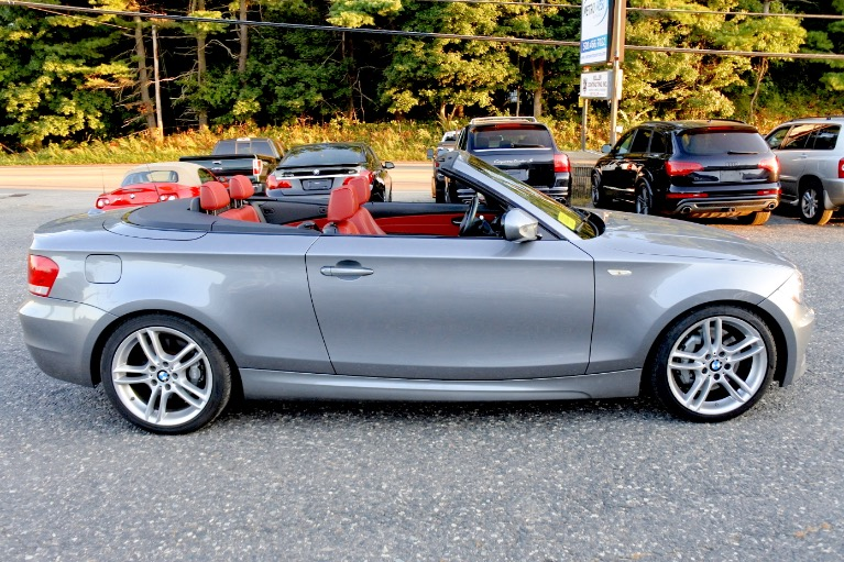 Used 2013 BMW 1 Series 2dr Conv 135i Used 2013 BMW 1 Series 2dr Conv 135i for sale  at Metro West Motorcars LLC in Shrewsbury MA 6