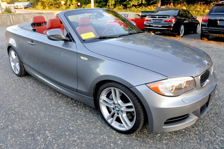 Used 2013 BMW 1 Series 2dr Conv 135i Used 2013 BMW 1 Series 2dr Conv 135i for sale  at Metro West Motorcars LLC in Shrewsbury MA 7