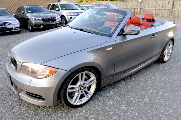 Used 2013 BMW 1 Series 2dr Conv 135i Used 2013 BMW 1 Series 2dr Conv 135i for sale  at Metro West Motorcars LLC in Shrewsbury MA 1