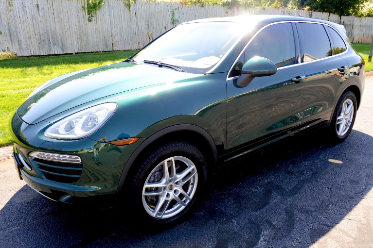 Used 2014 Porsche Cayenne AWD Used 2014 Porsche Cayenne AWD for sale  at Metro West Motorcars LLC in Shrewsbury MA 1