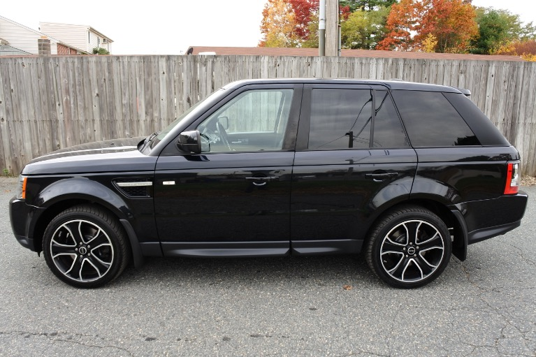 Used 2012 Land Rover Range Rover Sport HSE Special Edition Used 2012 Land Rover Range Rover Sport HSE Special Edition for sale  at Metro West Motorcars LLC in Shrewsbury MA 2