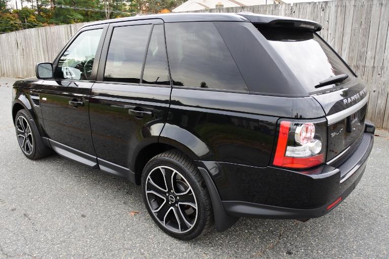 Used 2012 Land Rover Range Rover Sport HSE Special Edition Used 2012 Land Rover Range Rover Sport HSE Special Edition for sale  at Metro West Motorcars LLC in Shrewsbury MA 3